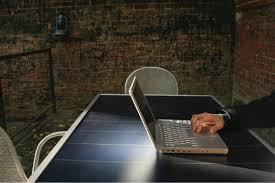Solar-Table
