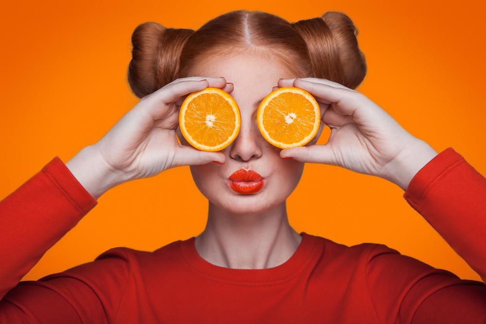 arancia e limone per maschere di bellezza