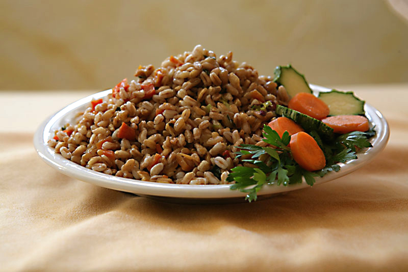 come cucinare il farro perlato benessere alimentazione