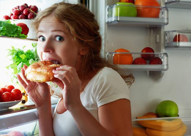 Dieta del ciclo per evitare di mangiare troppo