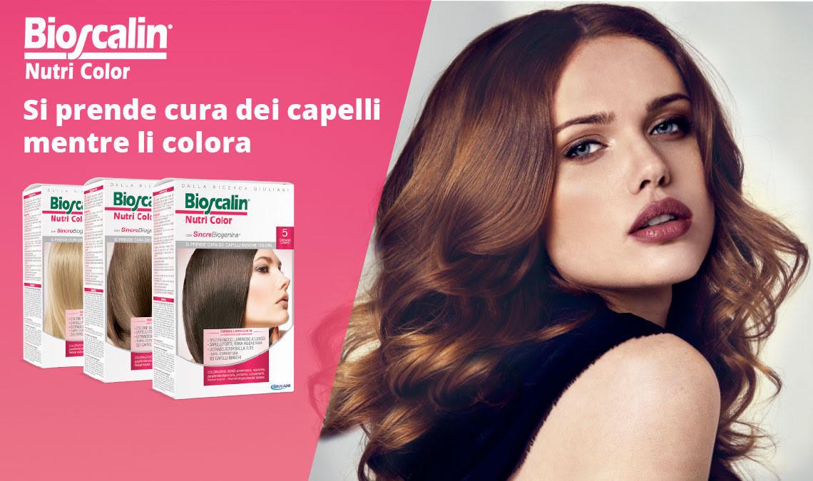 Bioscalin Nutri Color per capelli