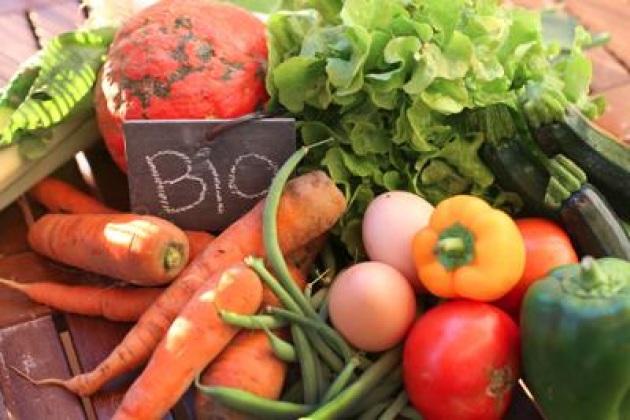 prodotti biologici al SANA di Bologna