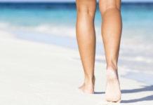 Come riolvere problema di gambe e caviglie gonfie
