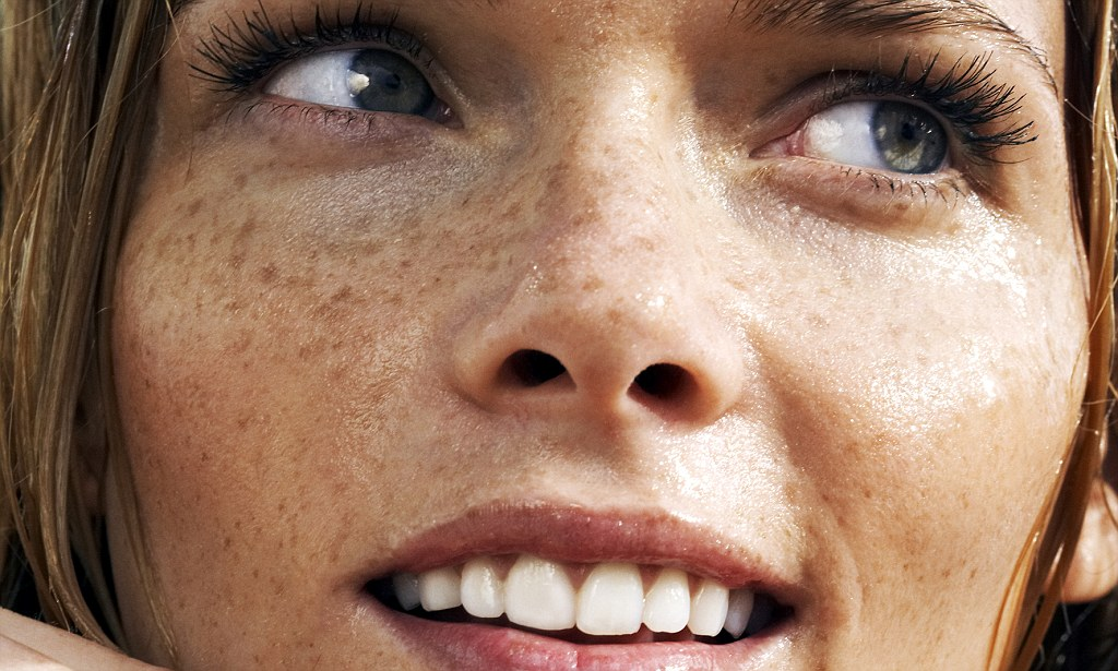 Risultati immagini per macchie solari sul viso