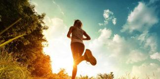 Sport in estate con il caldo