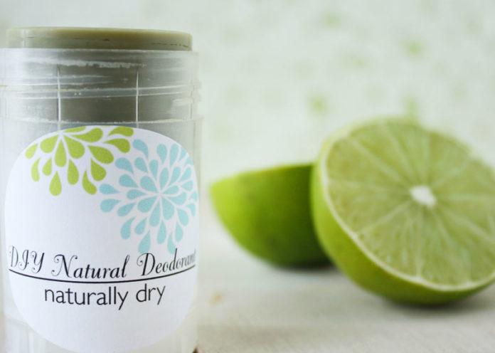 Come fare un deodorante naturale fai da te