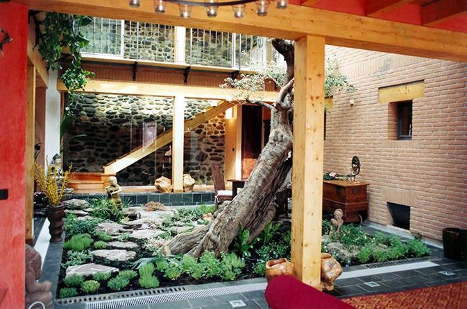 Feng shui consigli per rinnovare la casa a settembre for Casas feng shui arquitectura