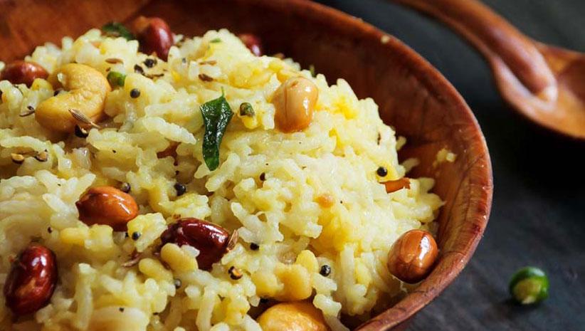 riso e legumi