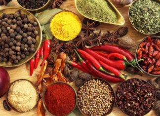 spezie, proprietà benefiche