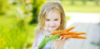 Alimentazione vegana non adatta ai bambini