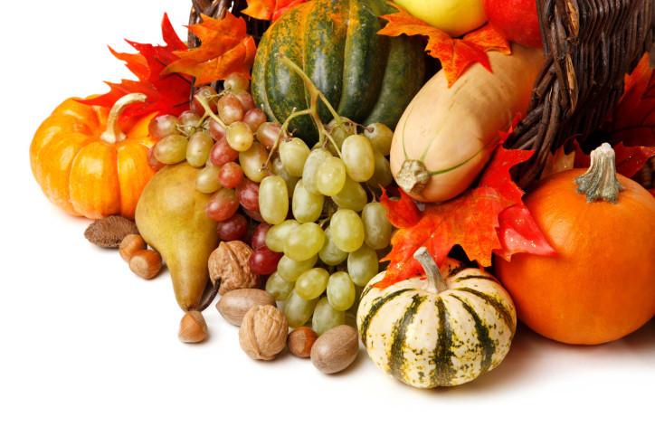 Autunno: ortaggi e frutta di stagione