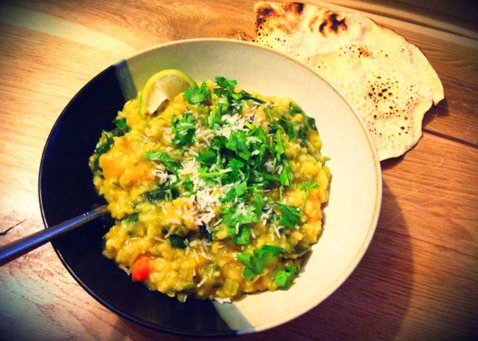 kitchari, ricetta ayurvedica