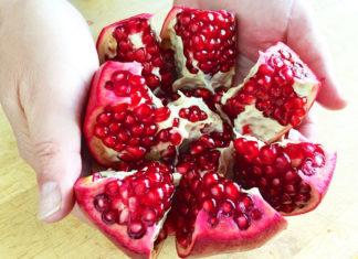 melagrana, frutto autunnale per il benessere