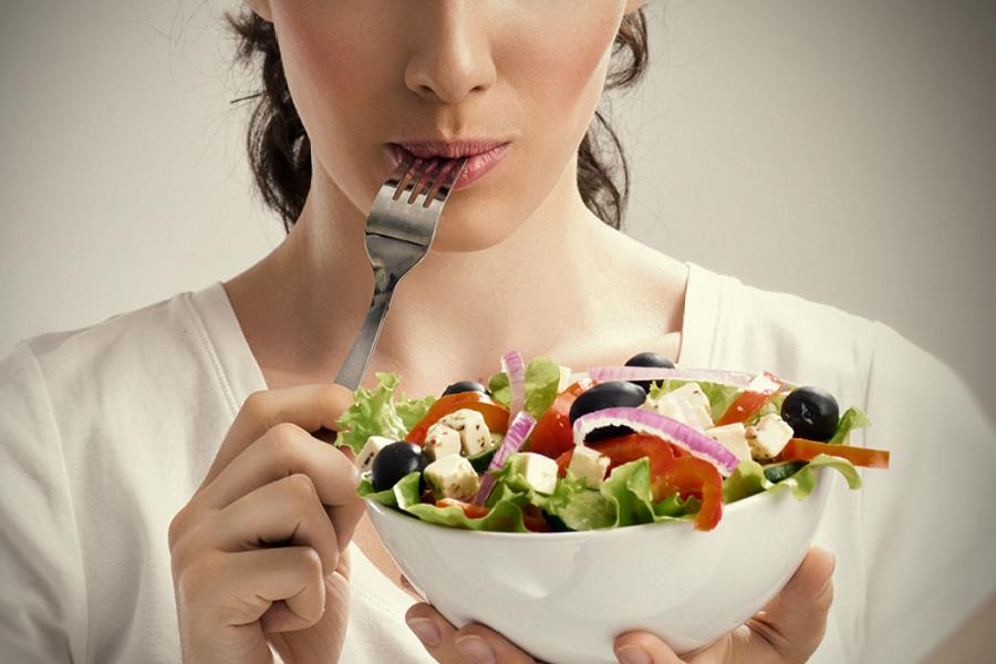 Linee guida per un'alimentazione sana