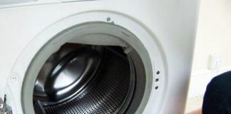 Pulire guarnizione lavatrice