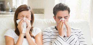 raffreddore stagionale