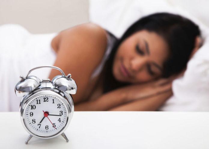 ritmo circadiano sonno veglia