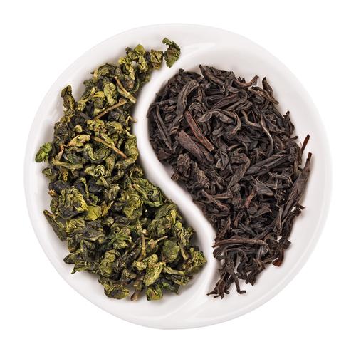 Tè verde e Tè nero entrambi benefici per la salute