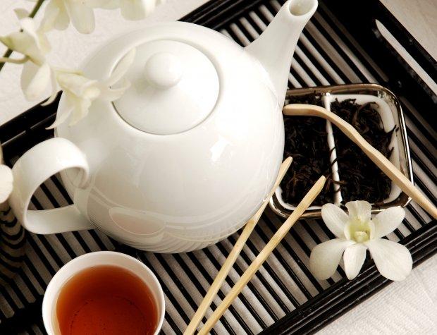 Tè nero aiuta a perdere peso