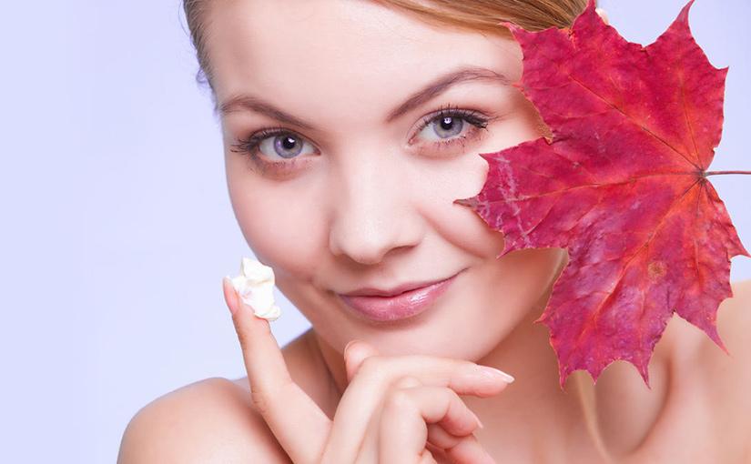 Trattamenti naturali di bellezza in autunno