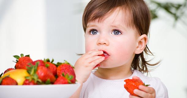 La dieta ideale per i bambini afflitti da calo di attenzione