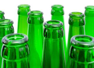 Vuoto a rendere di bottiglie di vetro
