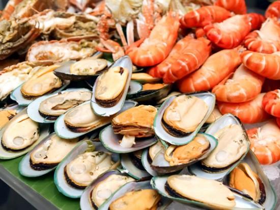 Molluschi, ricchi di zinco