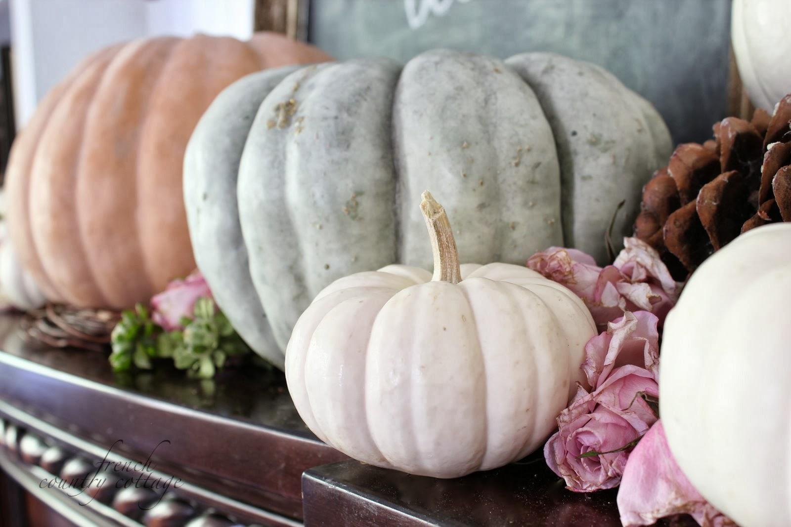 Come utilizzare le zucche per decorare la casa