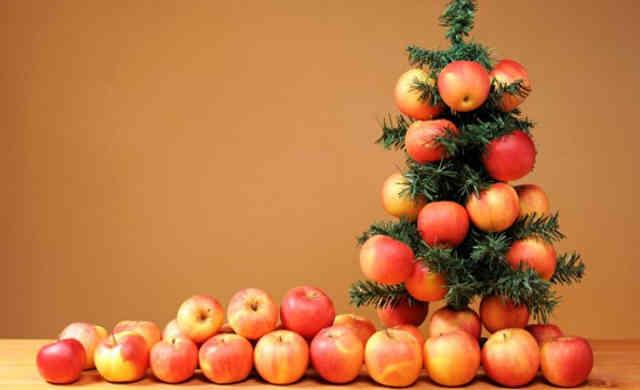 Mangiare tante mele dopo le feste