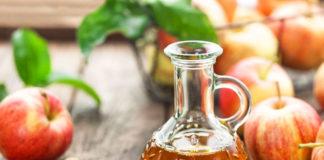 Aceto di mele, rimedio naturale