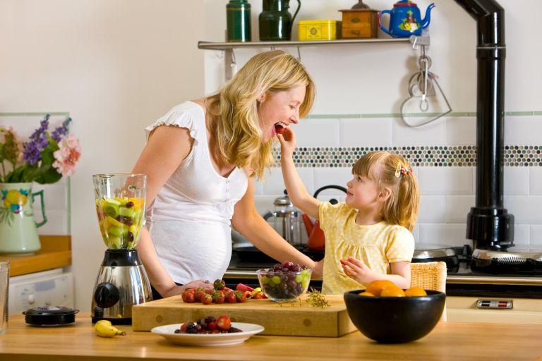 Alimentazione sana e bilanciata in gravidanza