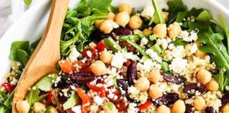 Insalata autunnale di quinoa