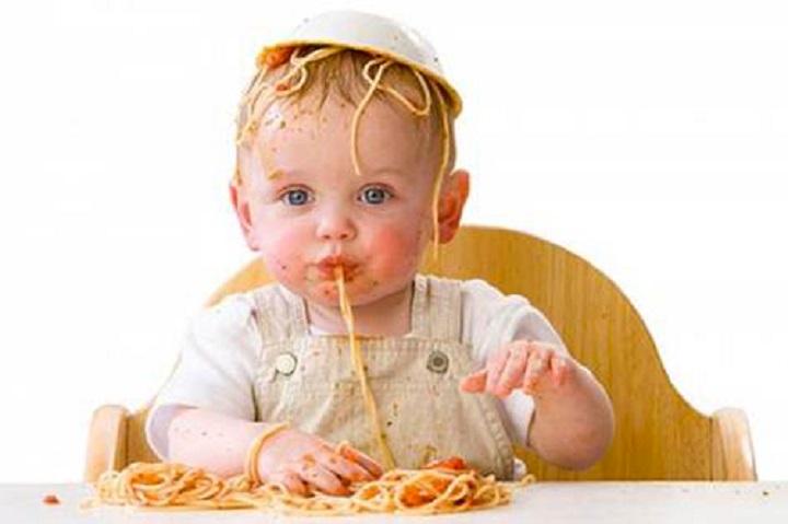 bambini e cibo speziato