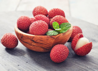 Litchi, frutto esotico ricchissimo di vitamina C