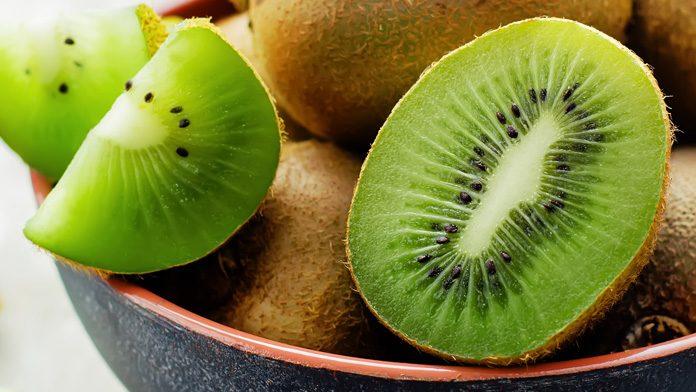 kiwi per il benessere dei denti