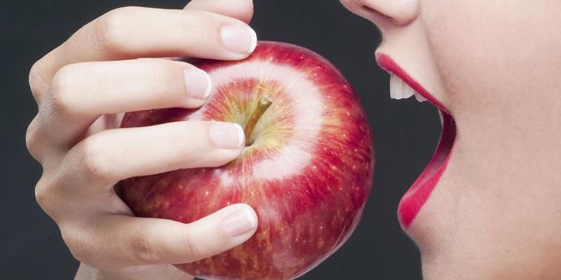 La mela per il benessere dei polmoni