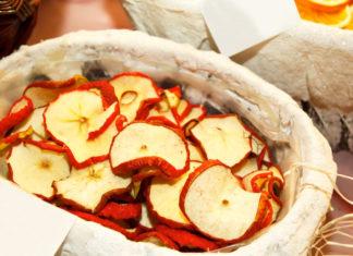 mele essiccate
