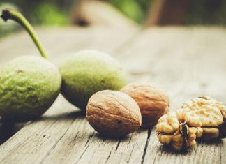 Noci, frutto oleoso contenente omega 3