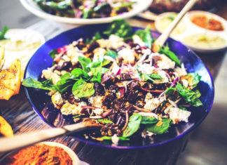 Dieta online con piatti a domicilio