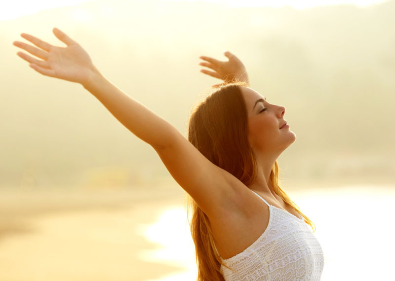 Calmare ansia e stress