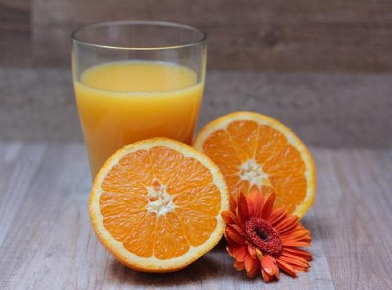 spremuta per vitamina c
