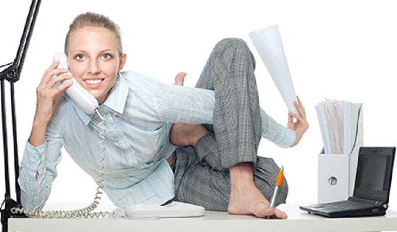 Attività fisica e posturale sul luogo di lavoro