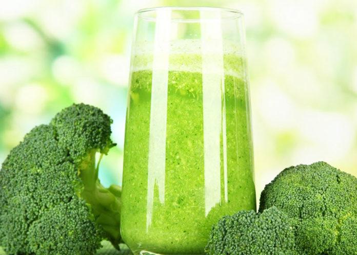estratto di broccoli