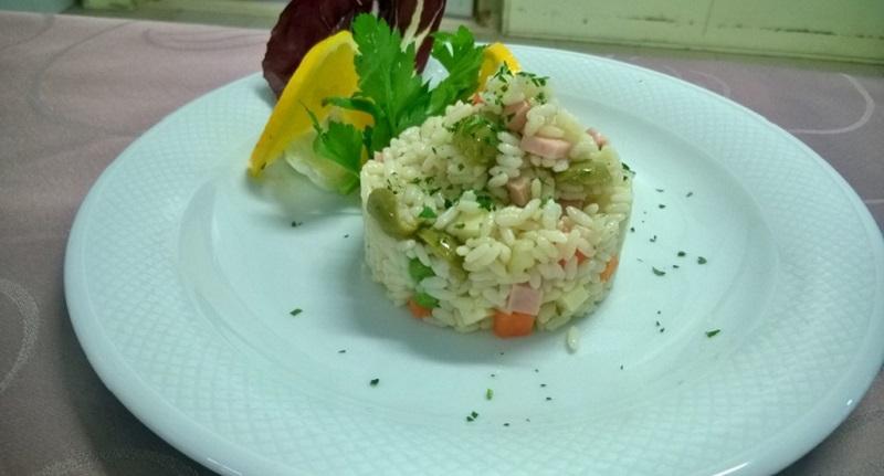 tortino di riso