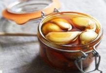 Sciroppo miele e aglio