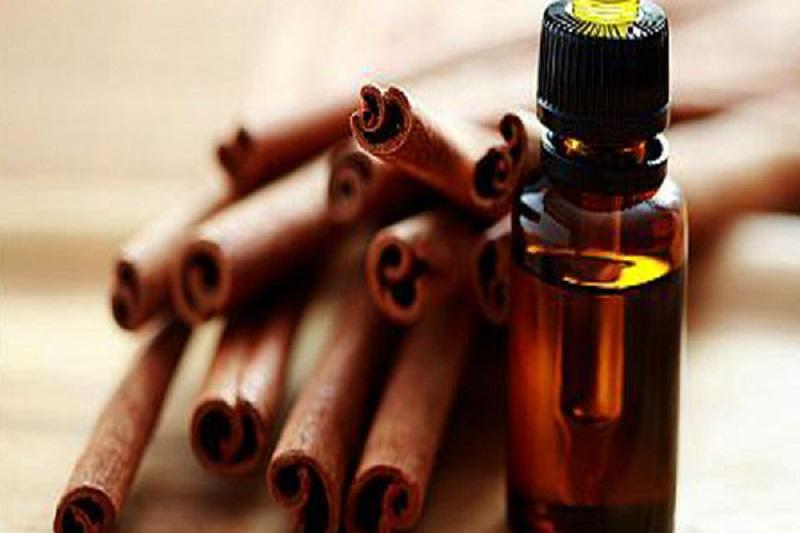 olio essenziale alla cannella