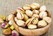 pistacchi snack ideali per la dieta