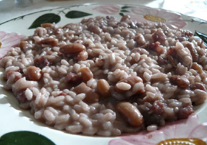 ricetta con il riso