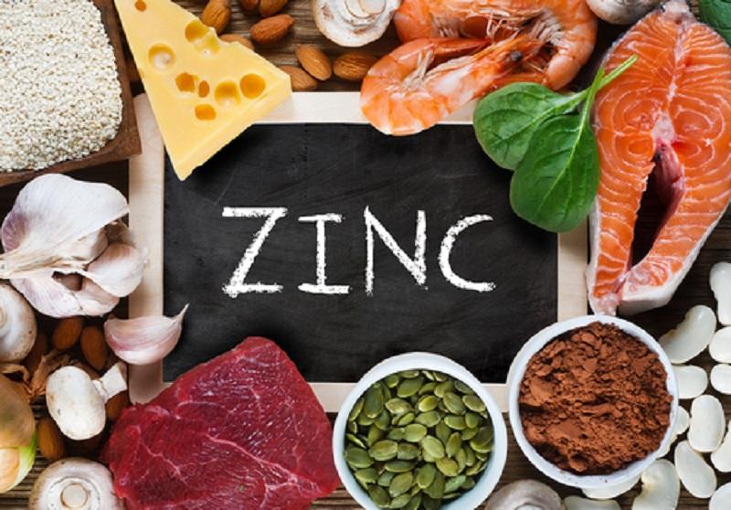 alimenti con alta percentuale di zinco