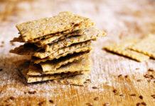 Farina di semi di lino per la salute dell'intestino e del colon